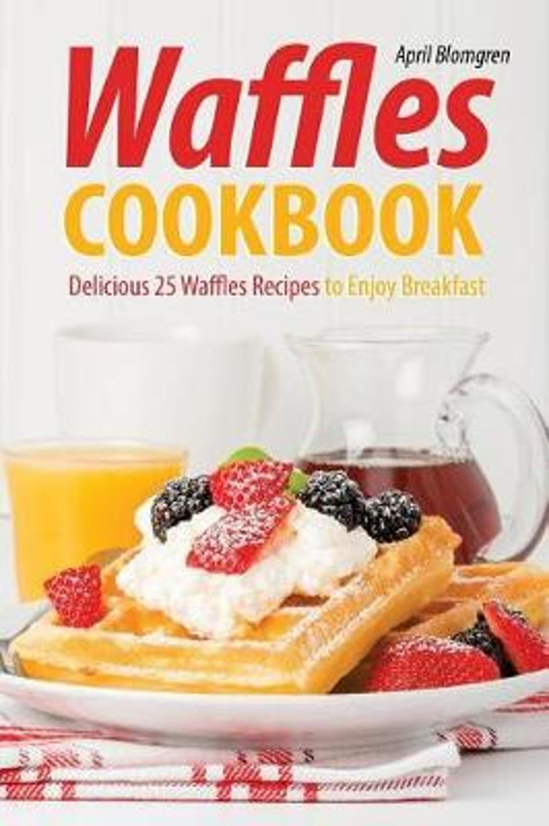 Waffles Cookbook