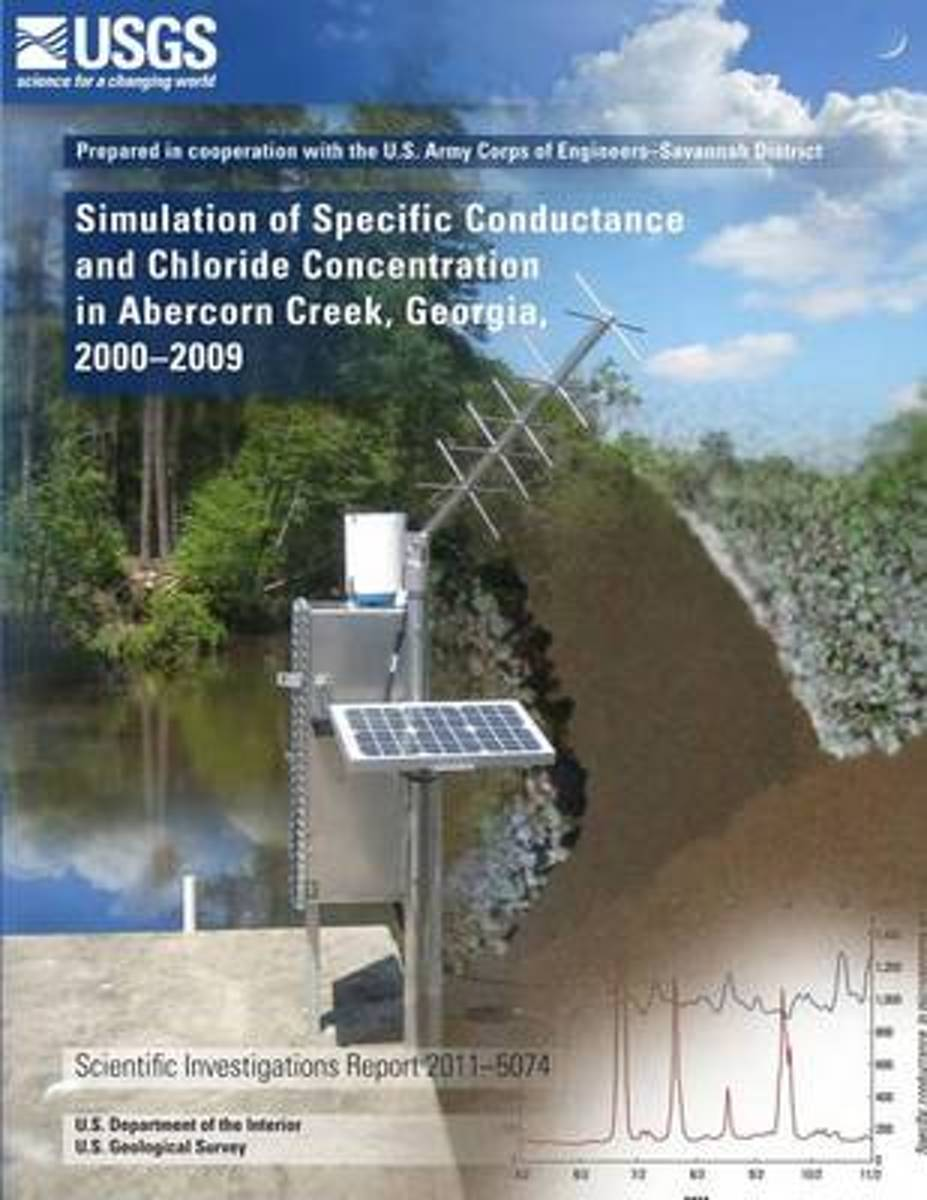 Simulation of Specific Conductance and Chloride Concentration in Abercorn Creek, Georgia, 2000?2009