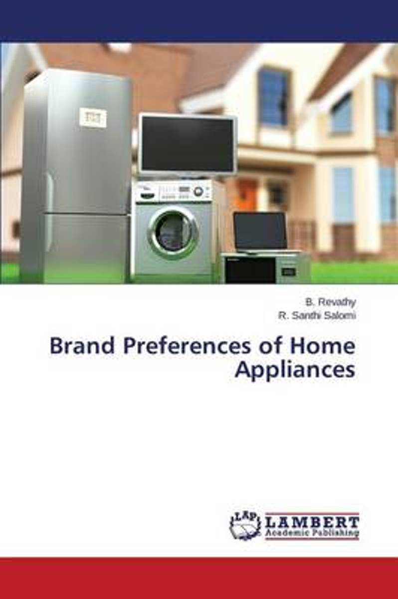 Brand Preferences of Home Appliances