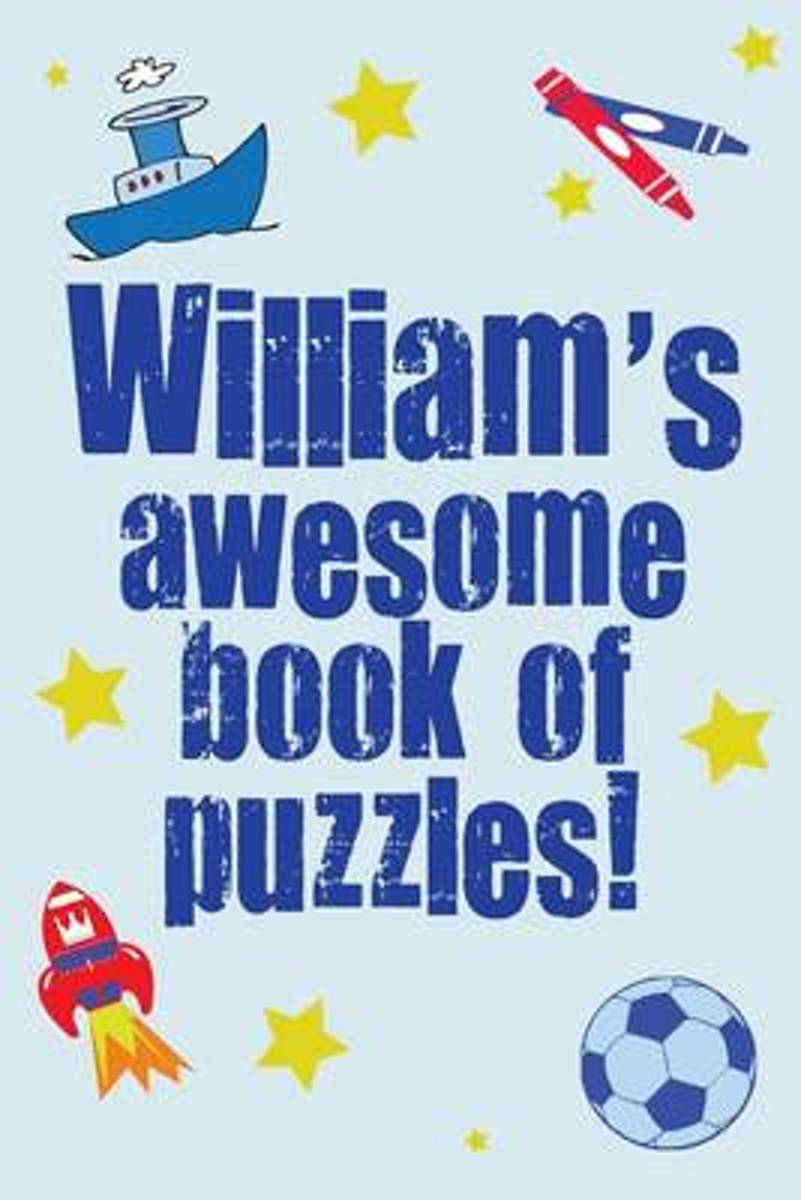 William's Awesome Book of Puzzles!