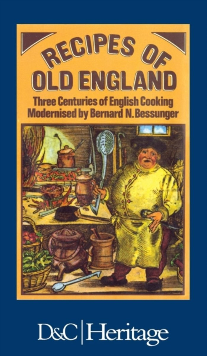 Recipes of Old England