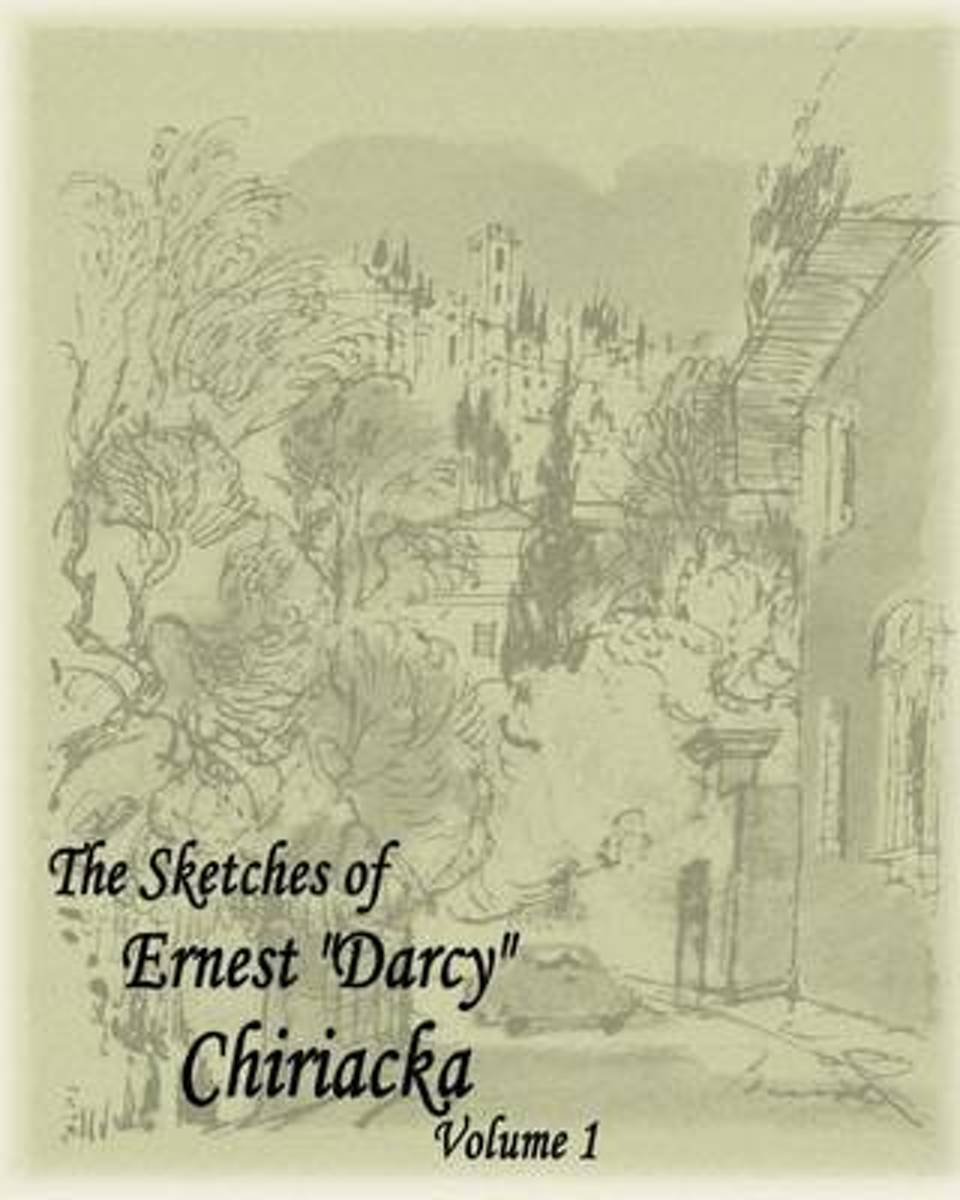 The Sketches of Ernest Darcy Chiriacka