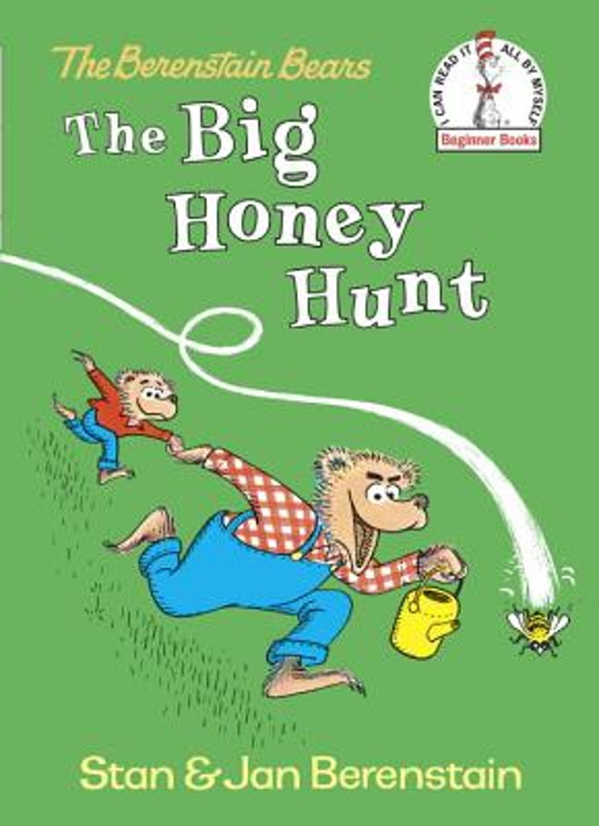 The Berenstain Bears Big Honey Hunt