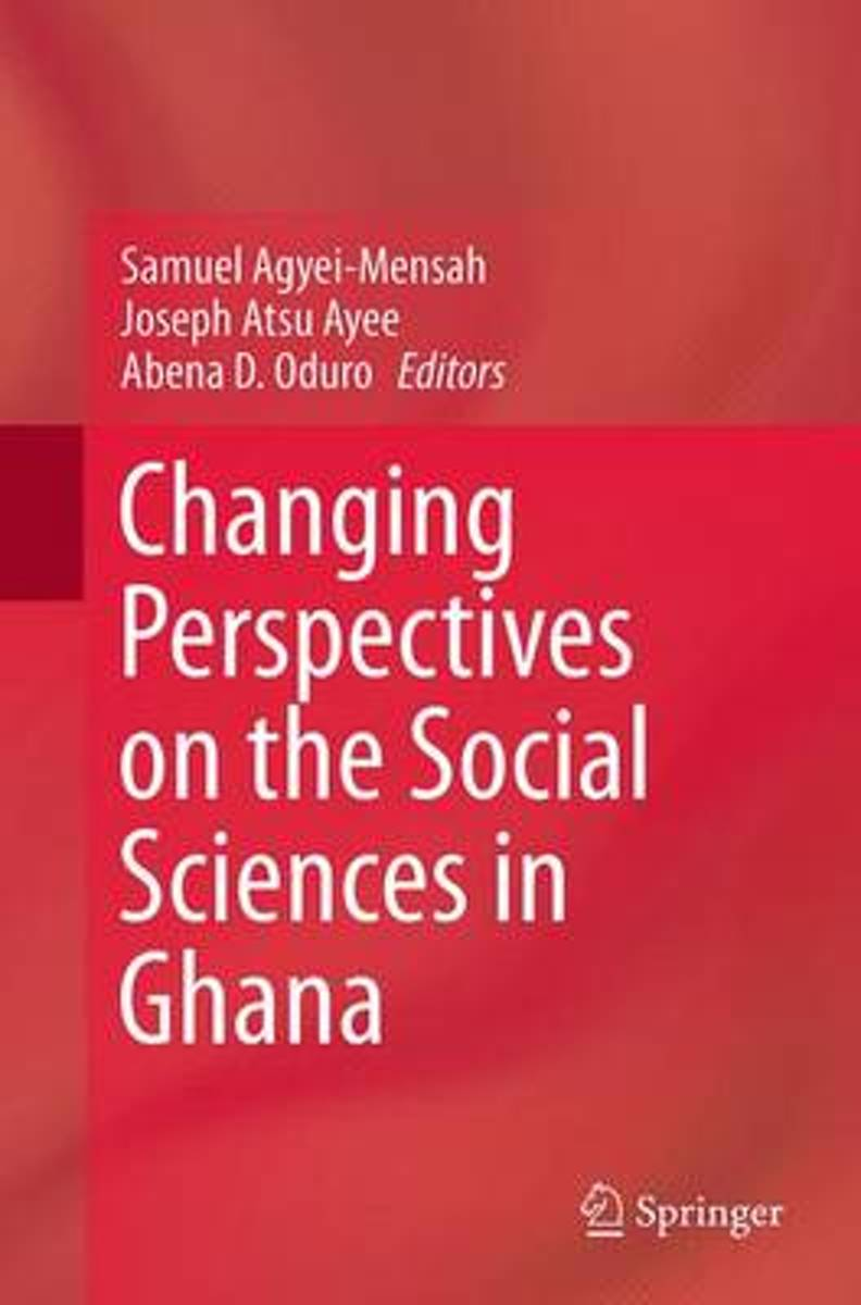 Changing Perspectives on the Social Sciences in Ghana