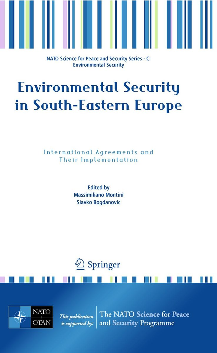 Environmental Security in South-Eastern Europe