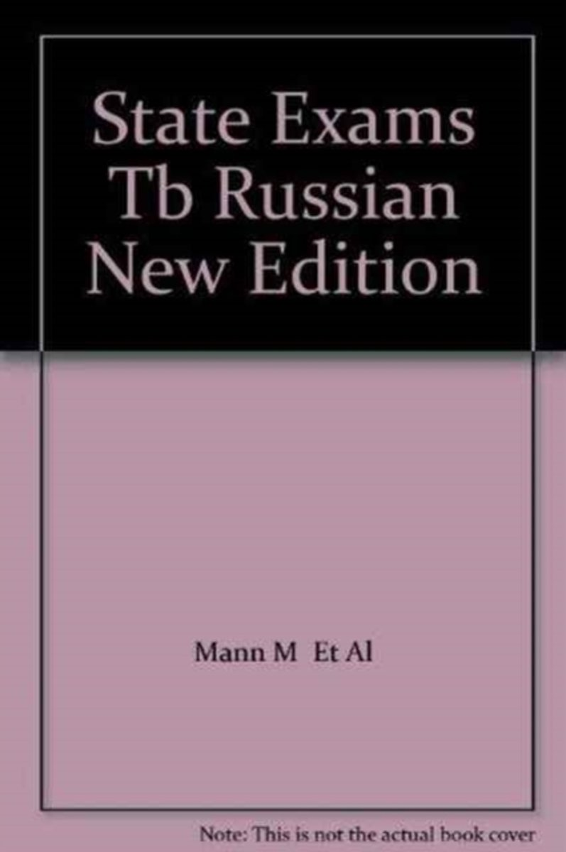State Exams Tb Russian New Edition