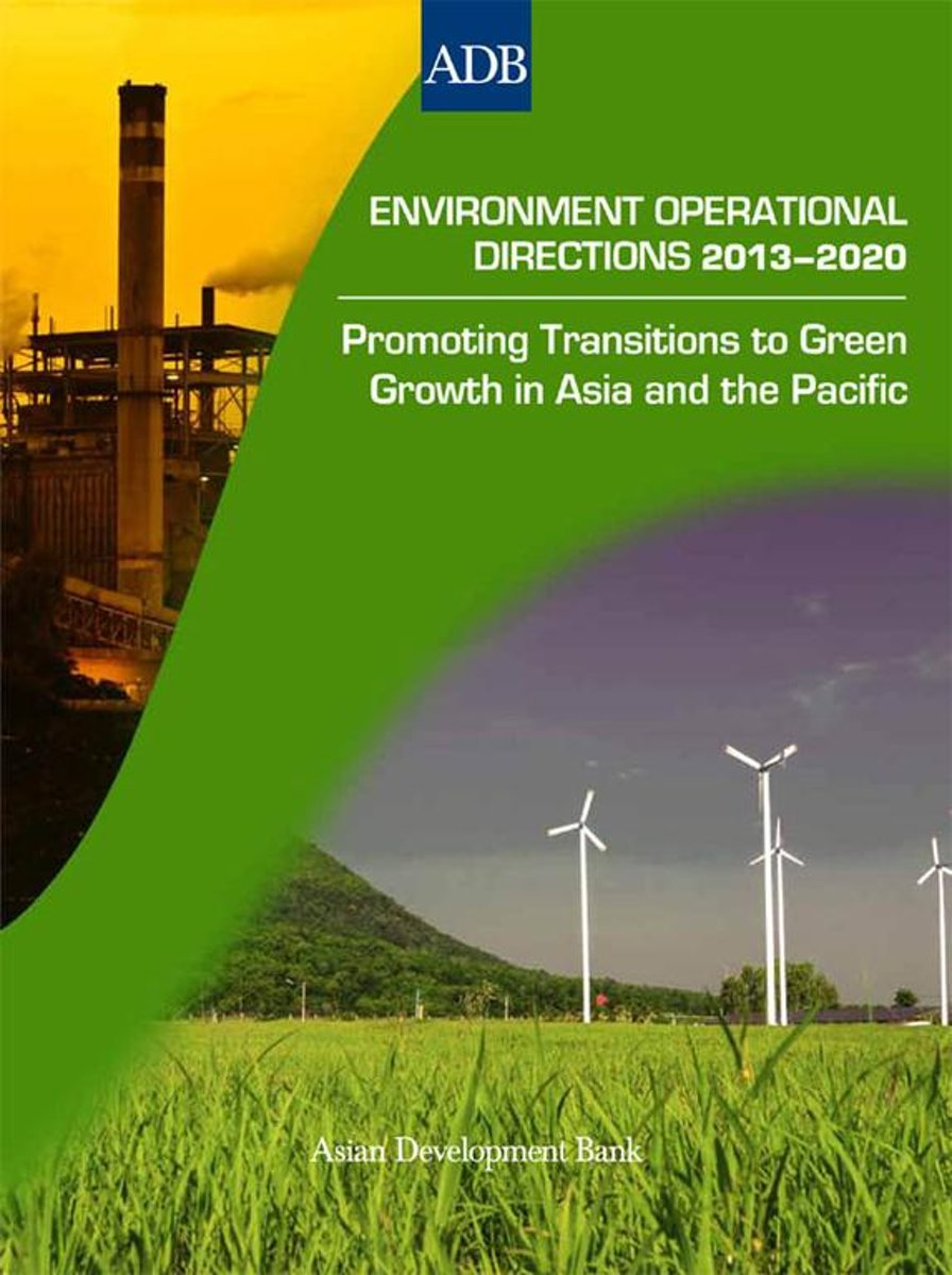 Environment Operational Directions 2013-2020