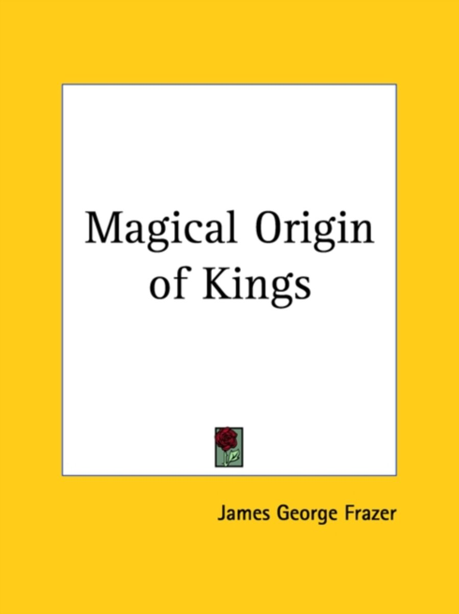 Magical Origin Of Kings (1920)