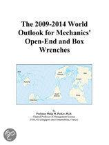 The 2009-2014 World Outlook for Mechanics' Open-End and Box Wrenches