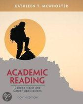 Academic Reading with New Myreadinglab with Etext -- Access Card Package
