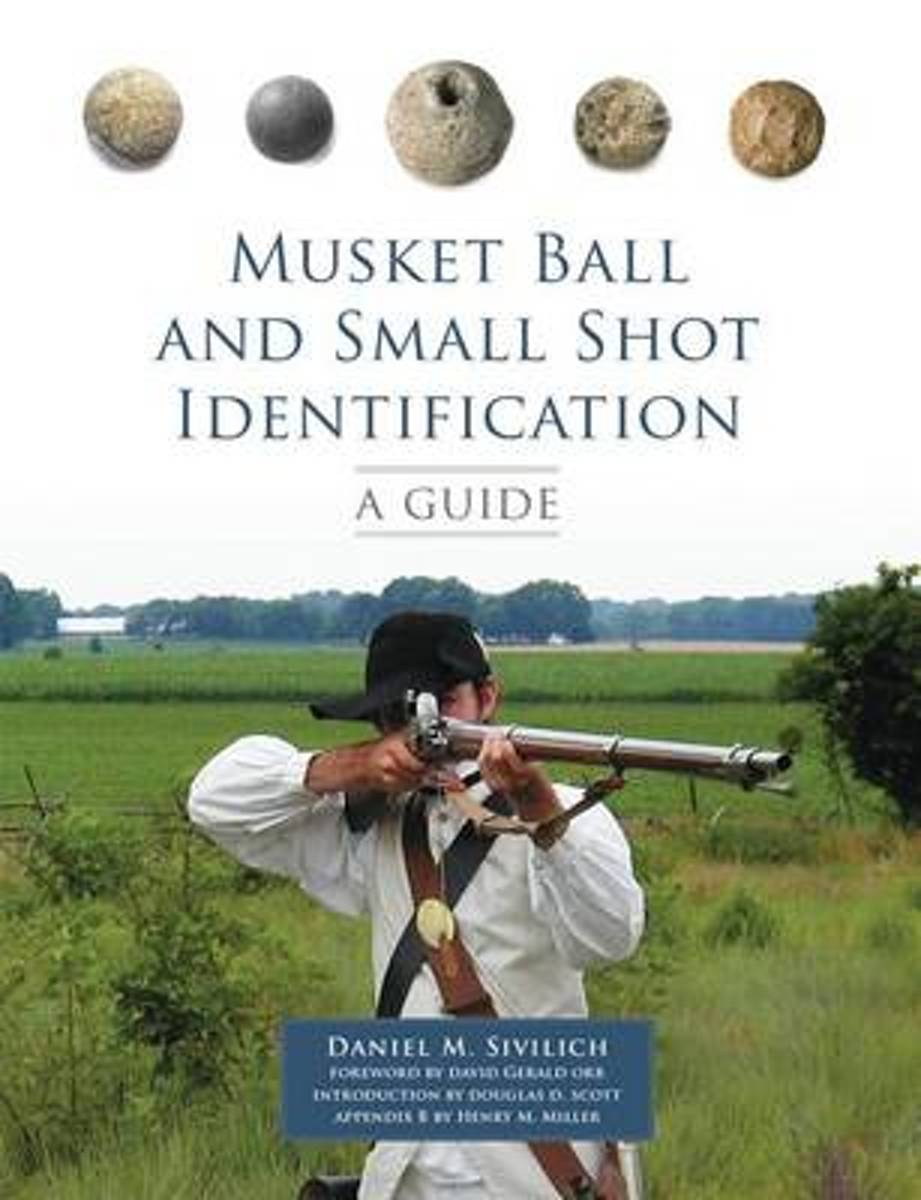 Musket Ball and Small Shot Identification