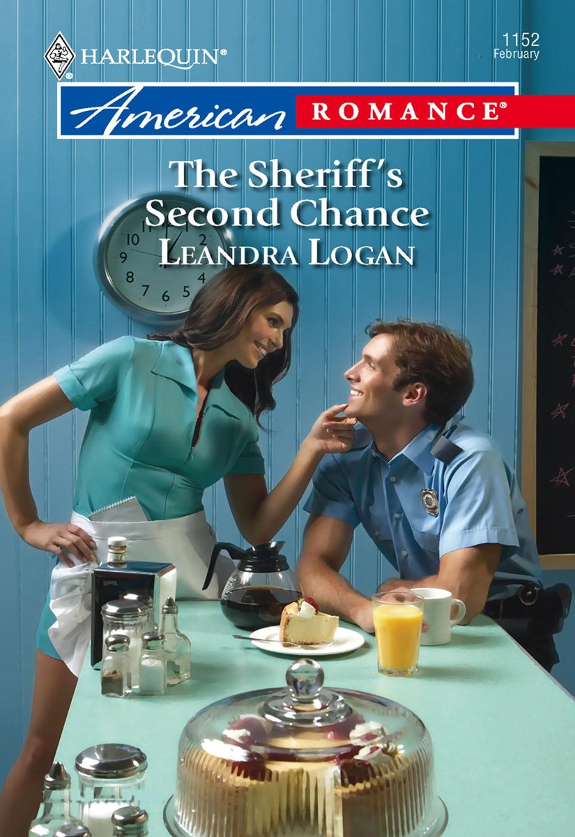 The Sheriff's Second Chance (Mills & Boon American Romance)