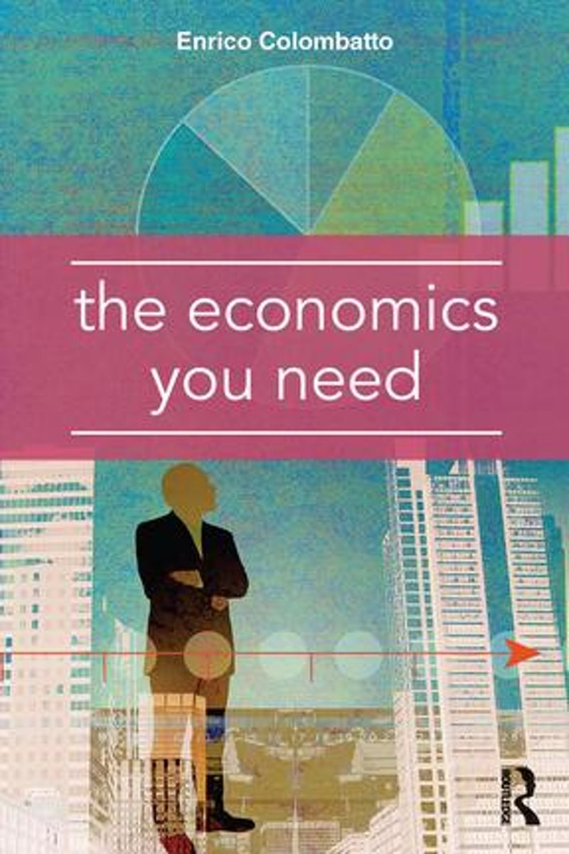 The Economics You Need