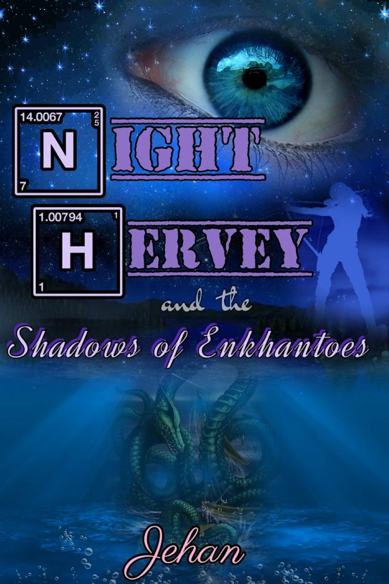 Night Hervey and the Shadows of Enkhantoes
