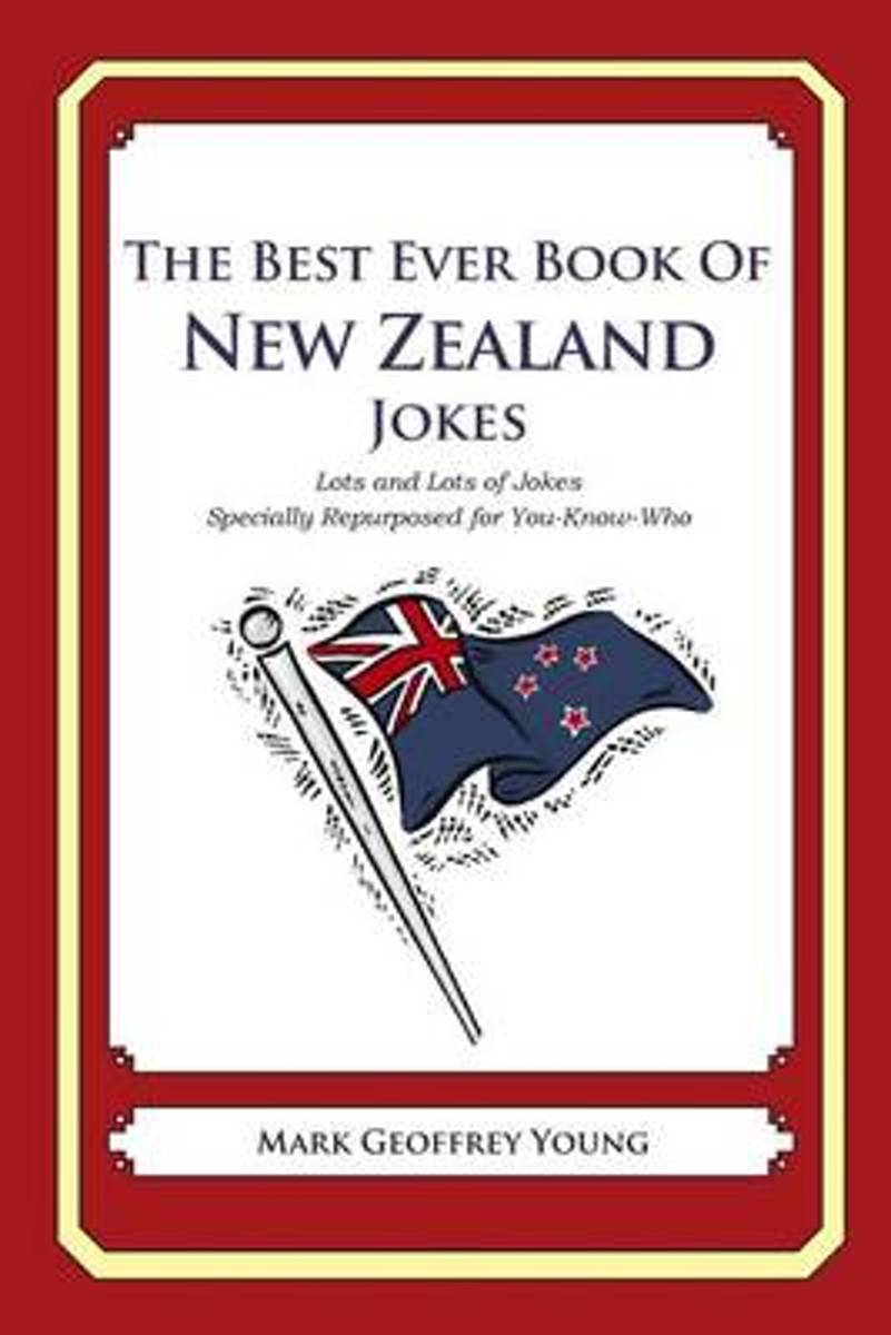 The Best Ever Book of New Zealand Jokes