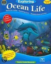 Exploring Ocean Life, Grades 3-4 [With Transparency(s)]