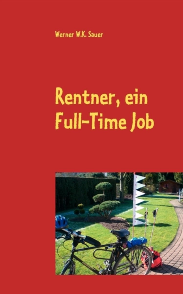 Rentner, Ein Full-Time Job image