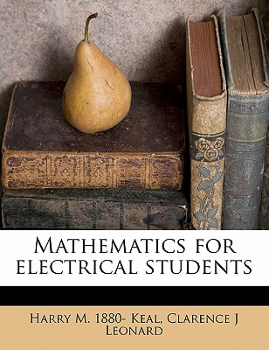 Mathematics for Electrical Students
