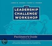 The Leadership Challenge Workshop Facilitator's Guide Deluxe Set