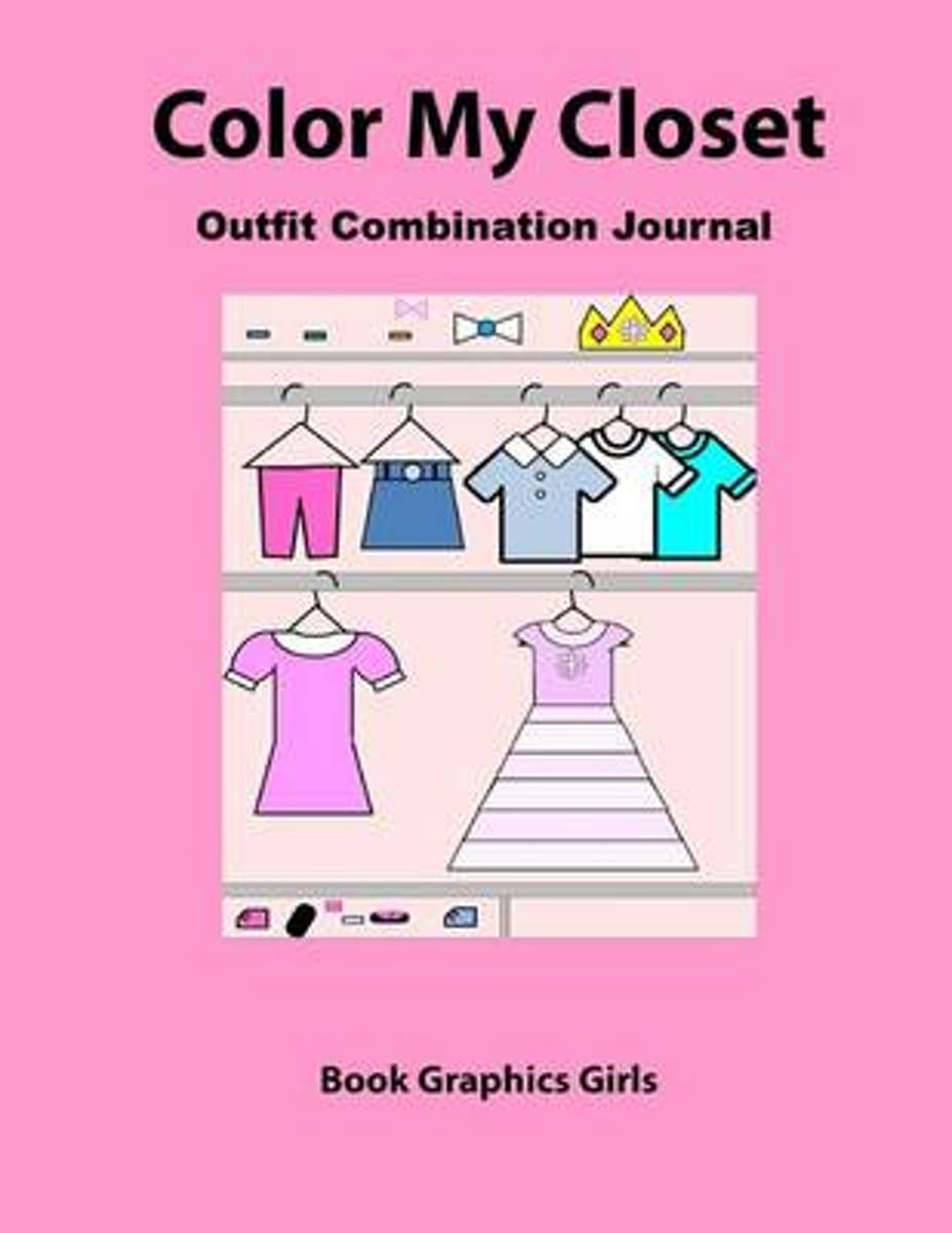 Color My Closet Outfit Combination Journal