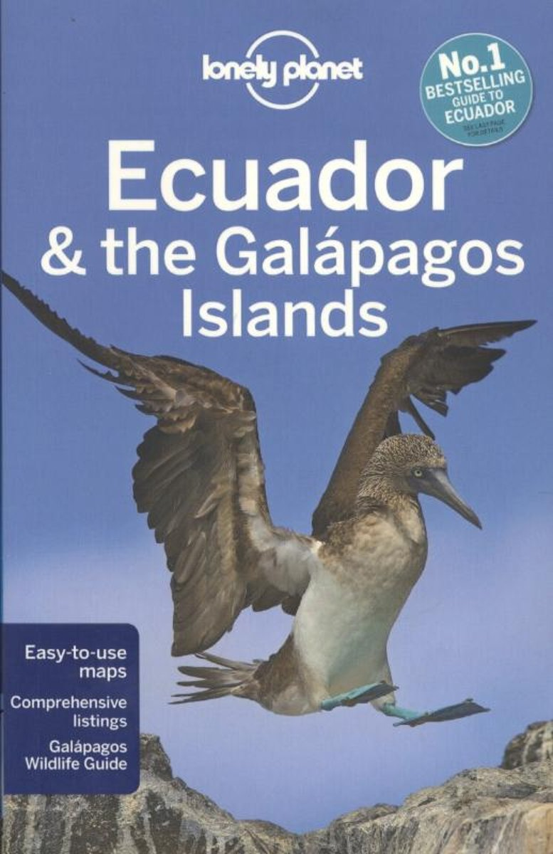 Lonely Planet Ecuador & Galapagos Islands dr 9