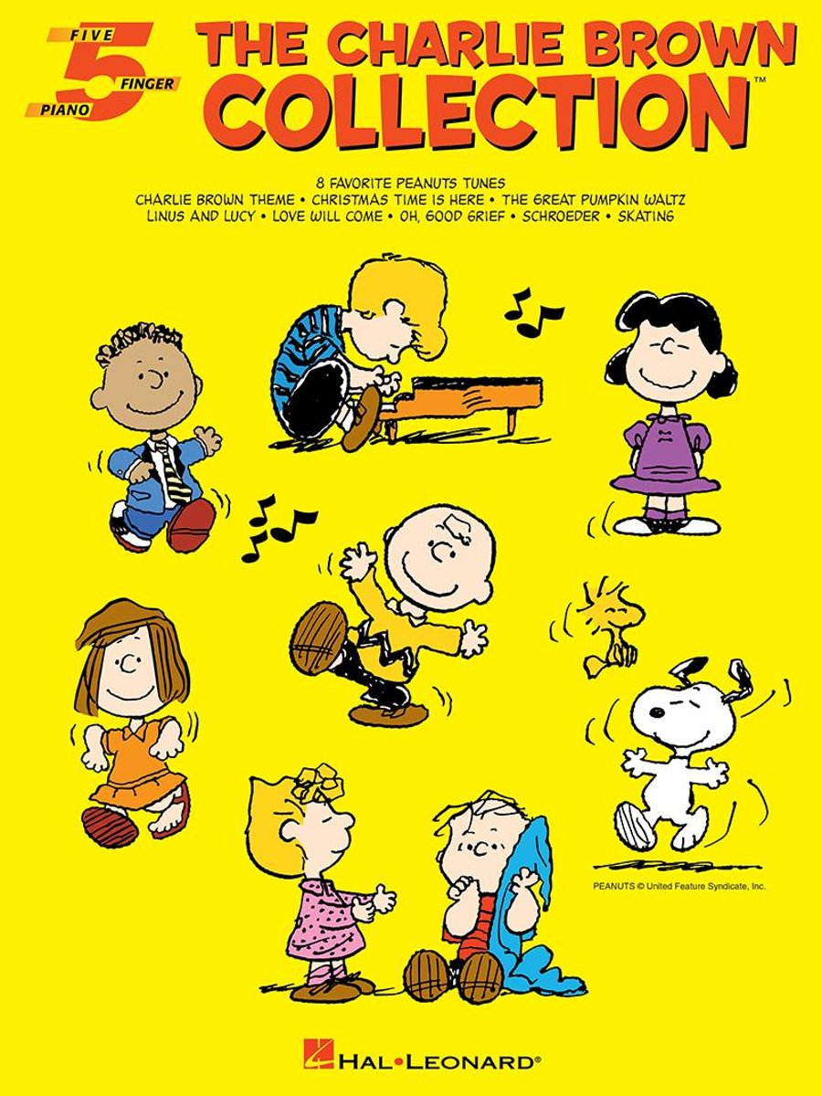 The Charlie Brown Collection(TM) (Songbook)