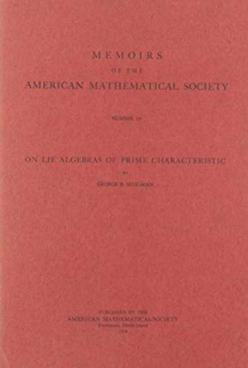 On Lie Algebras of Prime Characteristic