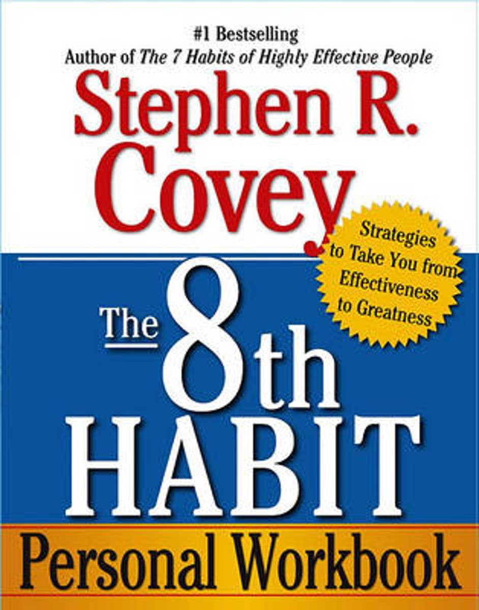 The 8th Habit Personal Workbook