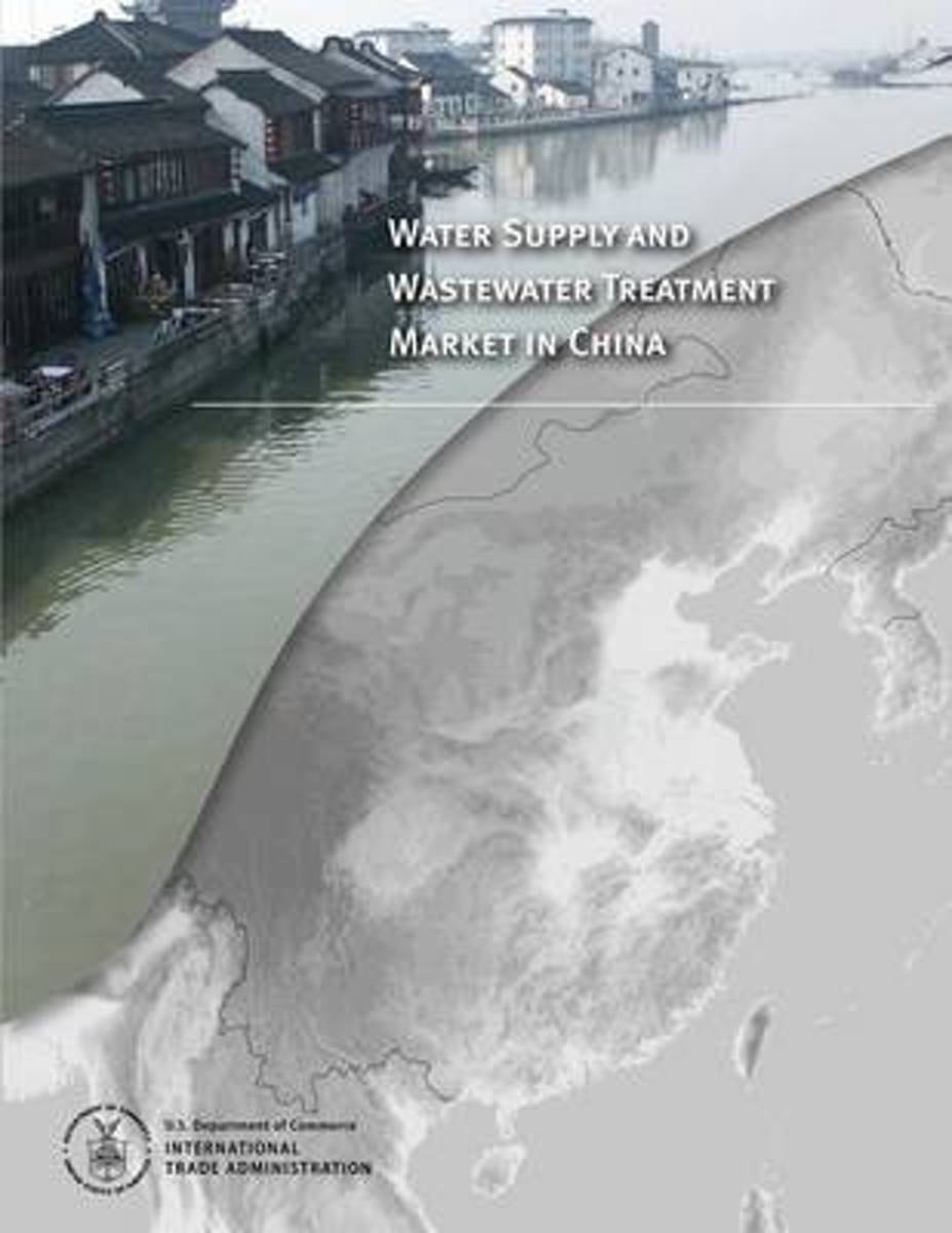 Water Supply and Wastewater Treatment Market in China