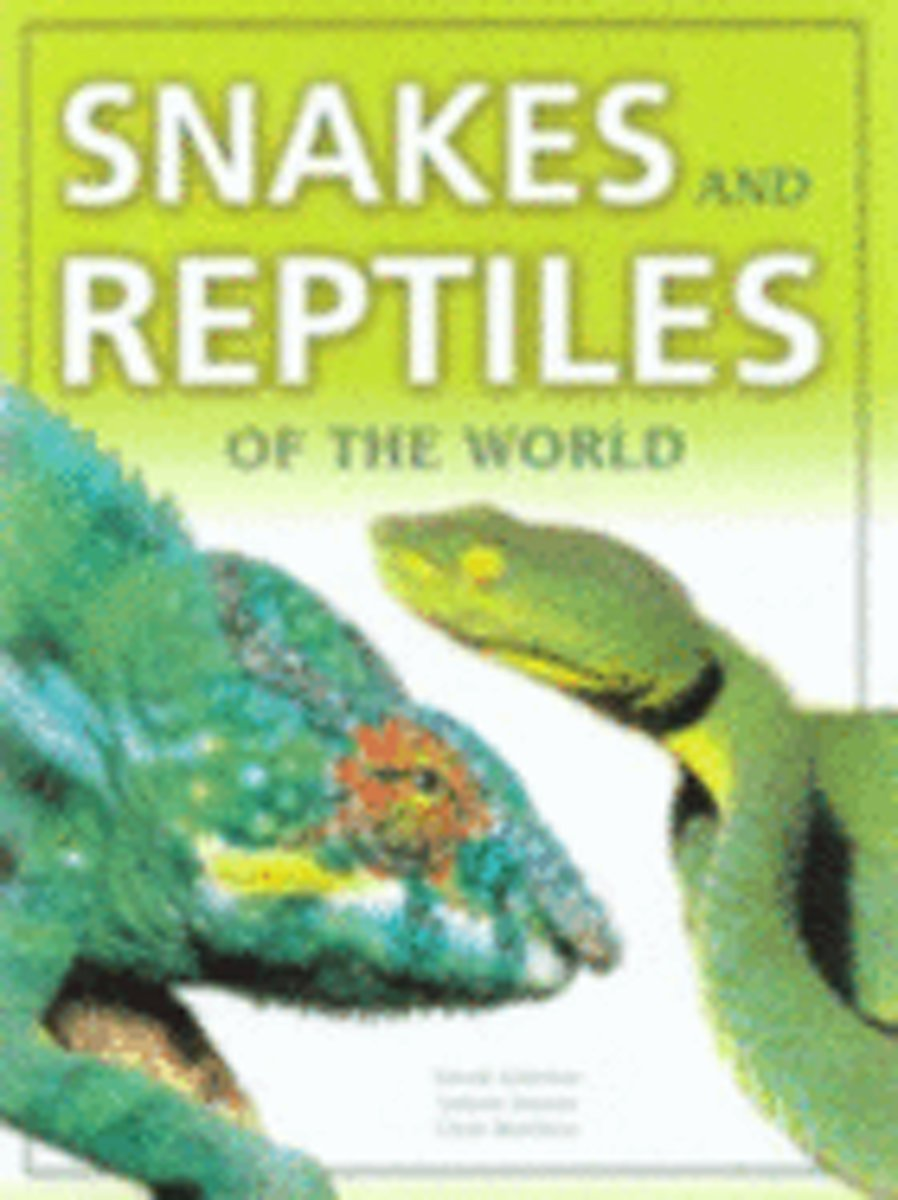 Snakes and Reptiles of the World