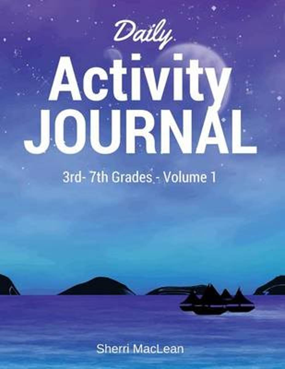 Daily Activity Journal 3rd-7th Grade