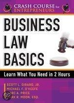 A crash course in business law basics