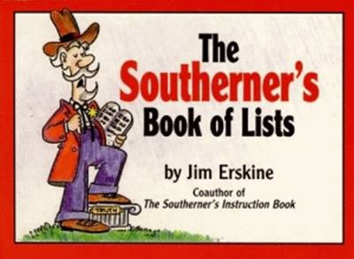 Southerner's Book of Lists, The