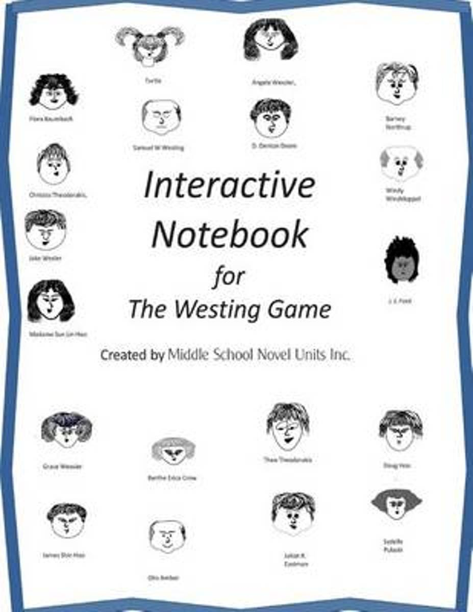 Interactive Notebook for the Westing Game
