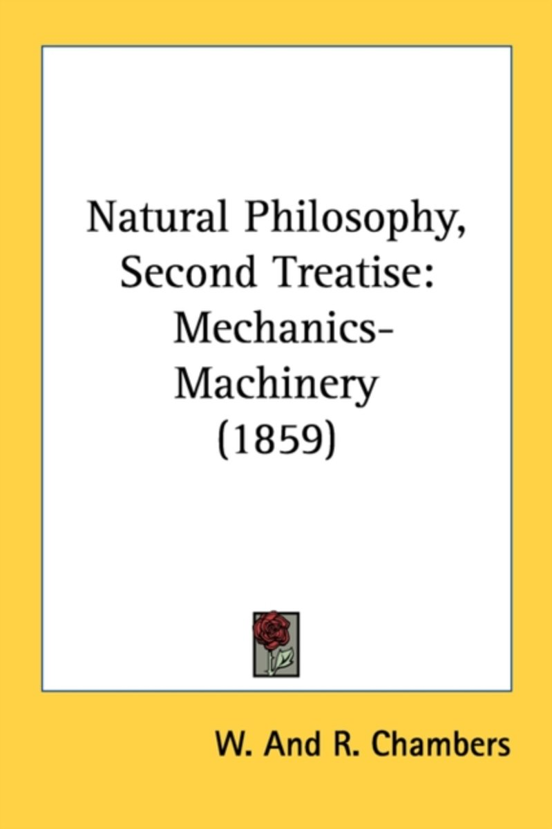 Natural Philosophy, Second Treatise