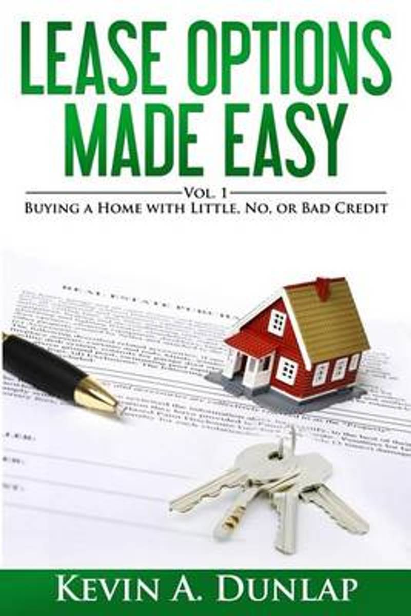 Lease Options Made Easy