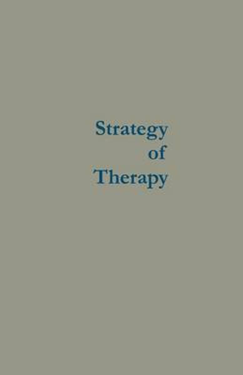 Strategy of Therapy