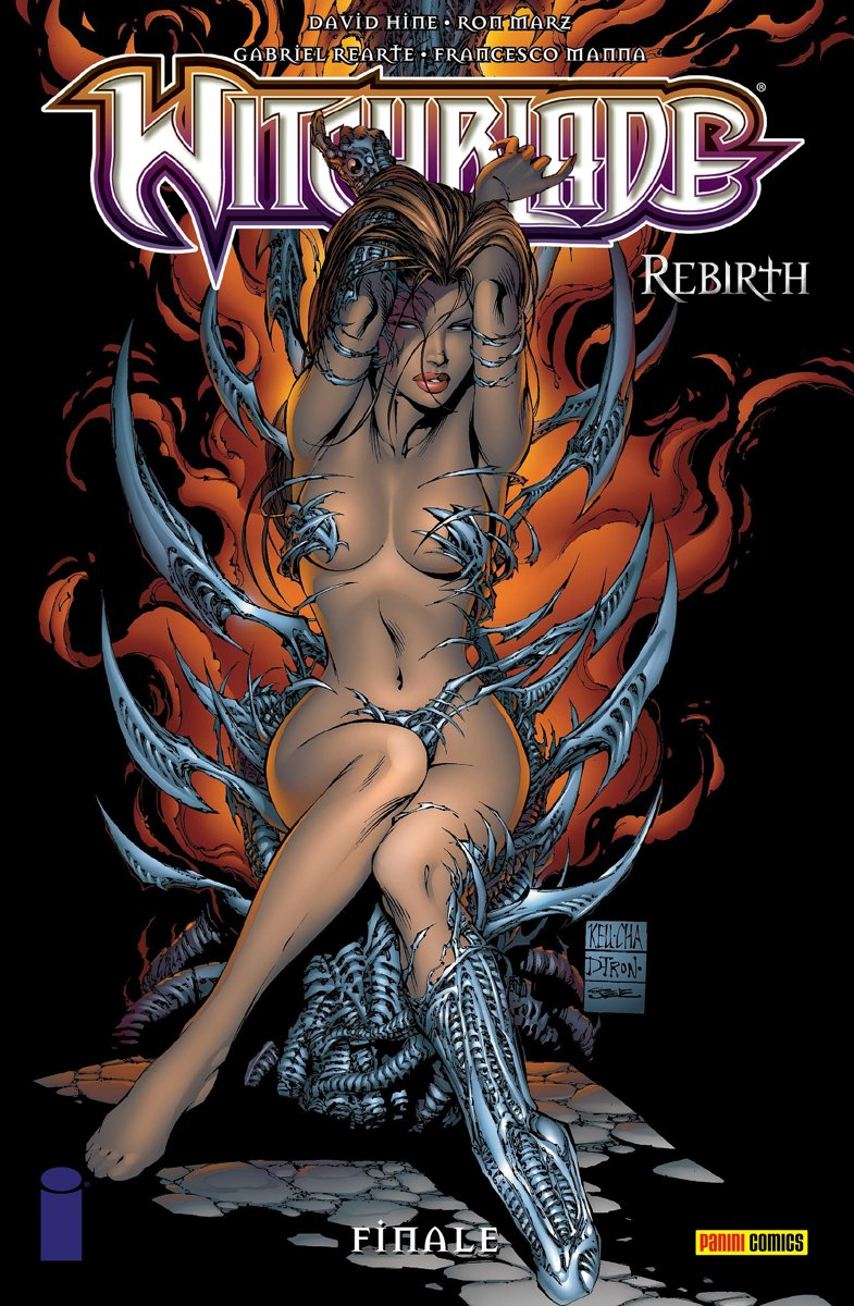 Witchblade - Rebirth, Band 6 - Finale