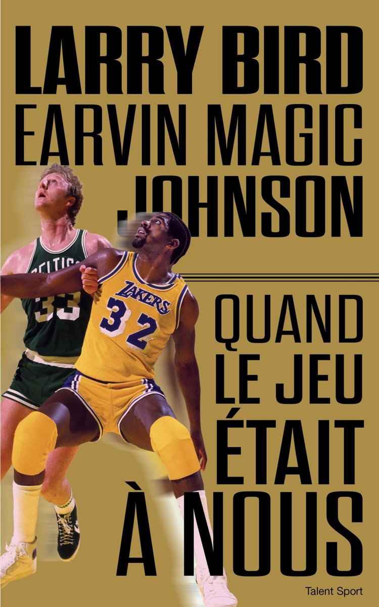 Larry Bird - Magic Johnson