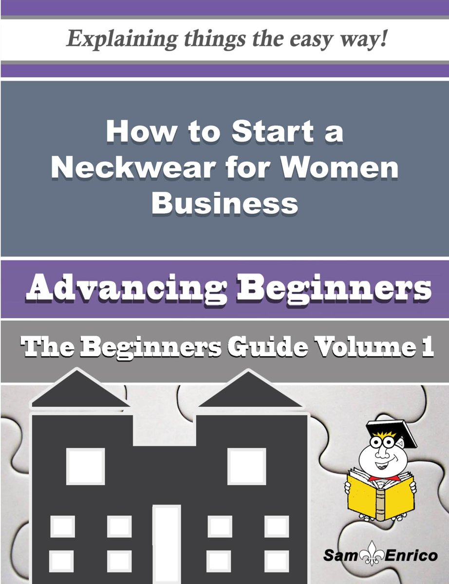 How to Start a Neckwear for Women Business (Beginners Guide)