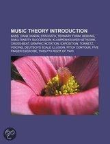 Music Theory Introduction: Bass, Crab Canon, Staccato, Ternary Form, Bebung, Supertonic, Major Sixth, Simultaneity Succession, Tempo Rubato
