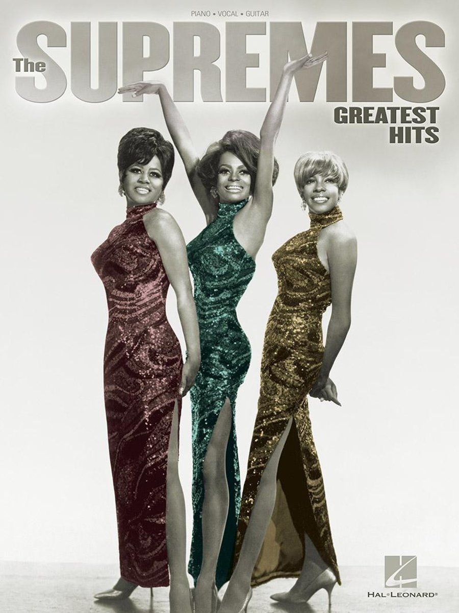 The Supremes - Greatest Hits (Songbook)