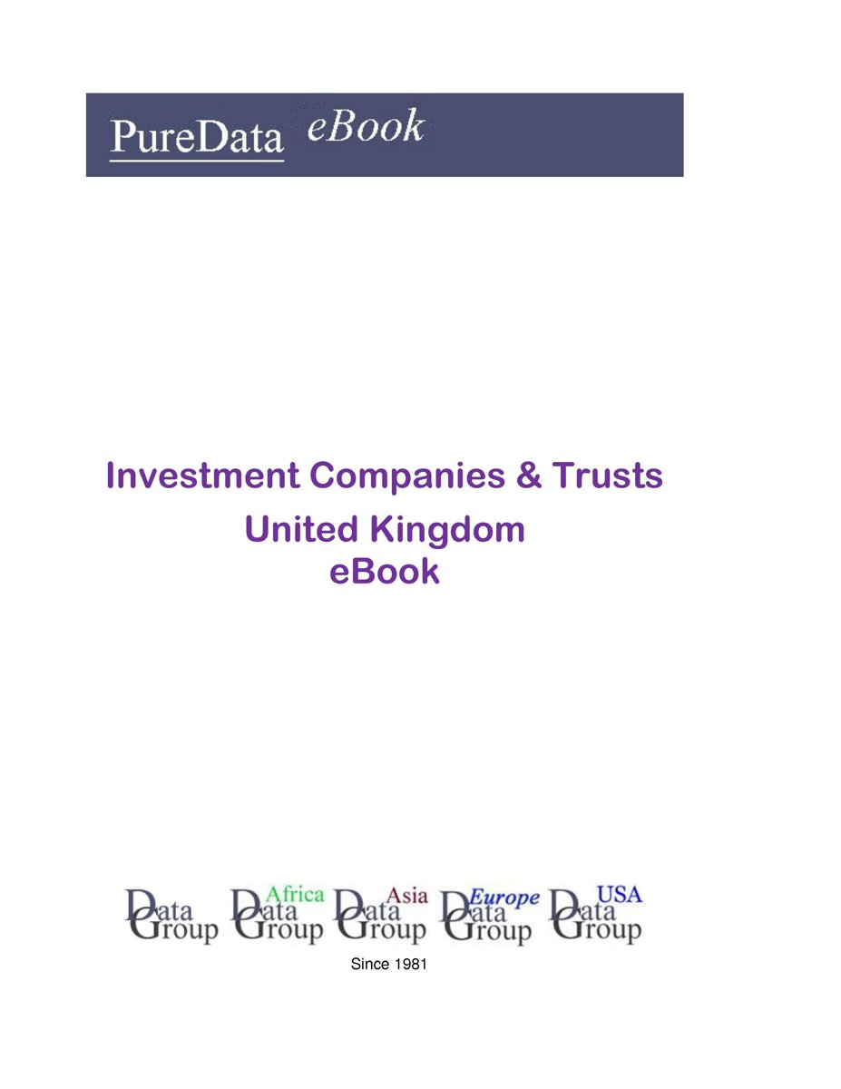 Investment Companies & Trusts in the United Kingdom