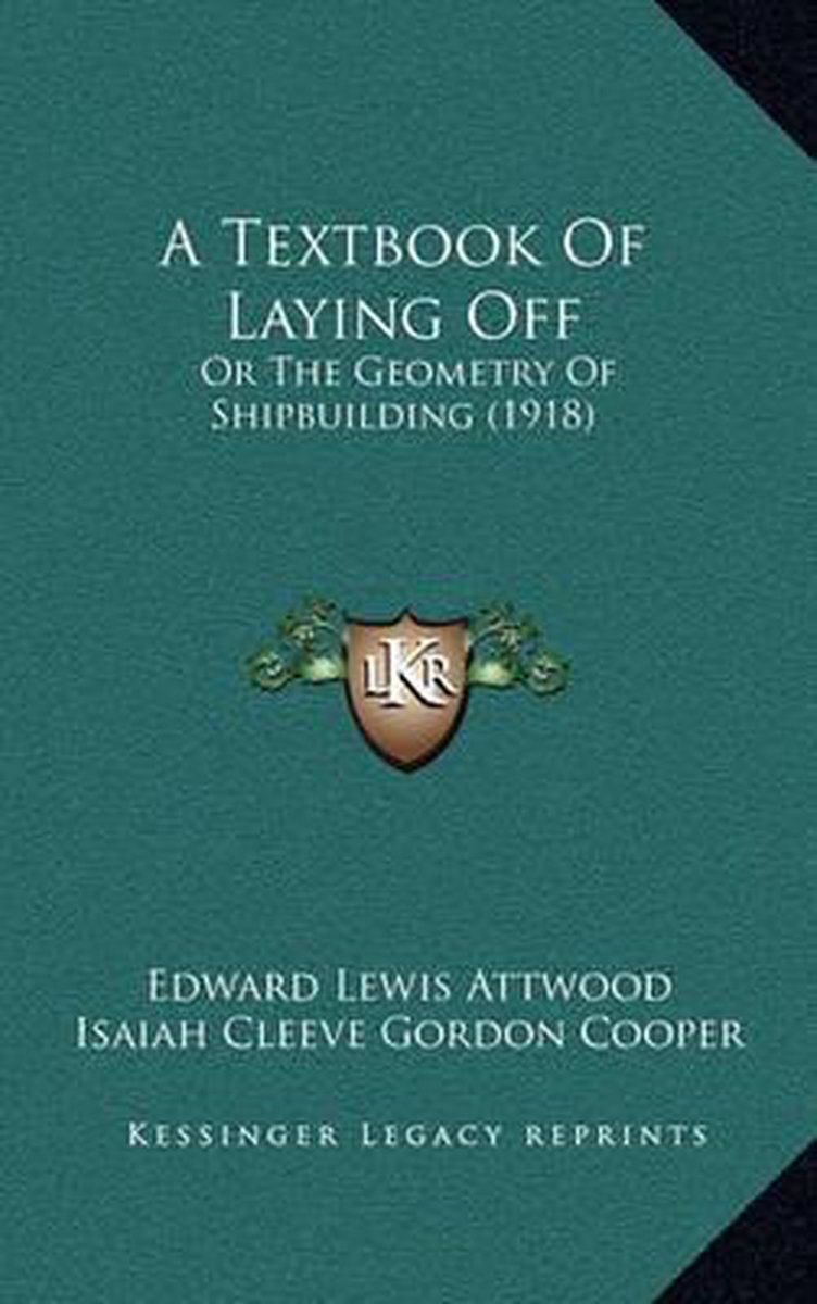 A Textbook of Laying Off