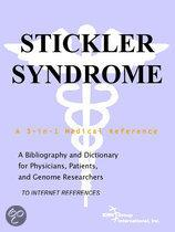 Stickler Syndrome - a Bibliography and Dictionary for Physicians, Patients, and Genome Researchers