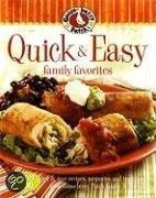 Quick & Easy Family Favorites