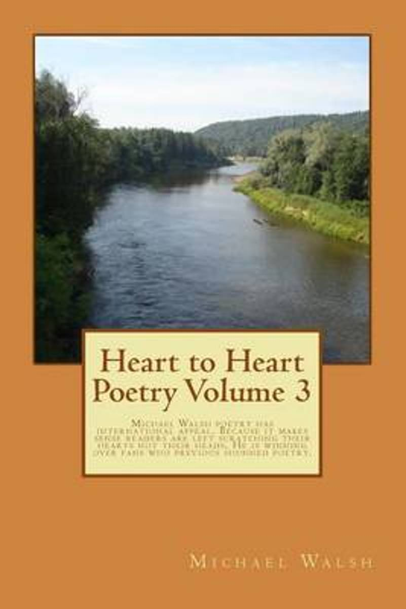 Heart to Heart Poetry Volume 3