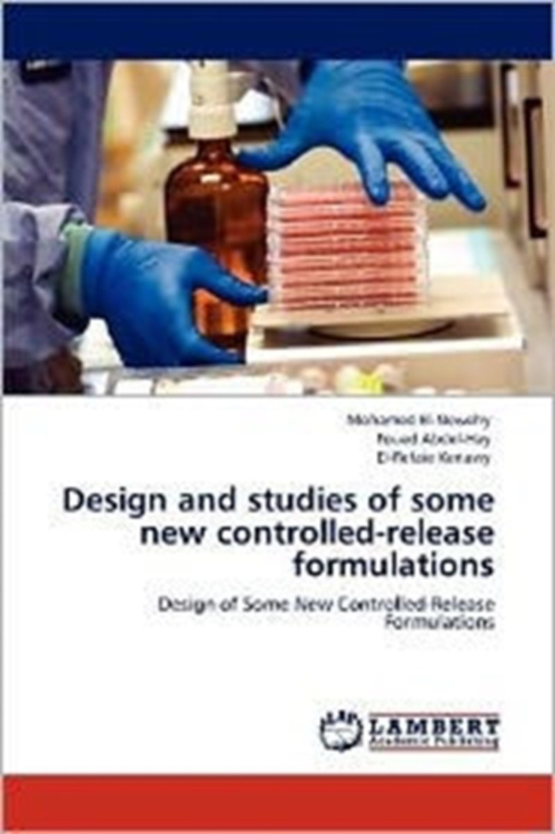 Design and Studies of Some New Controlled-Release Formulations