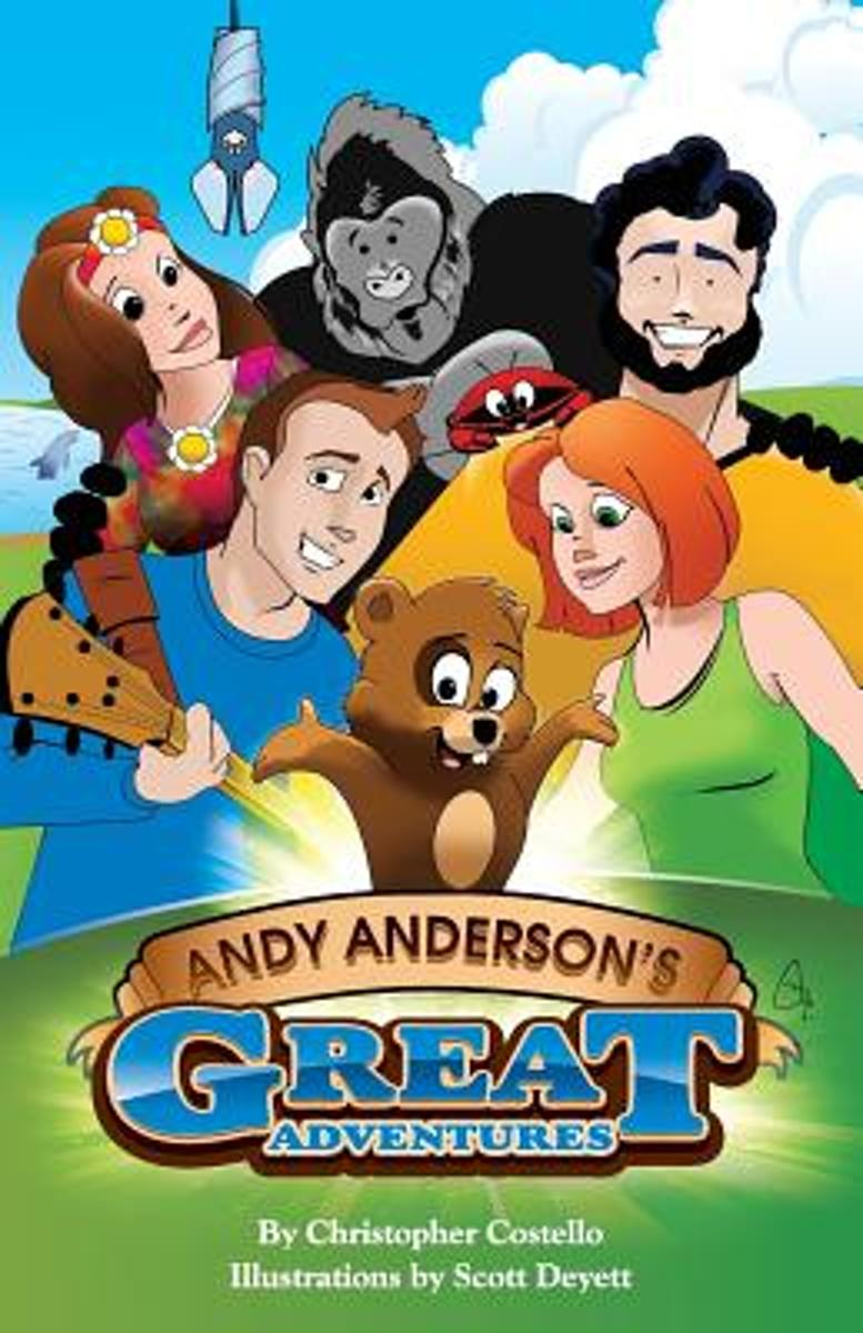 Andy Anderson's Great Adventures