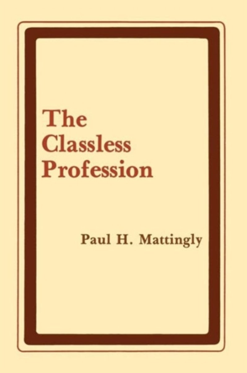 The Classless Profession
